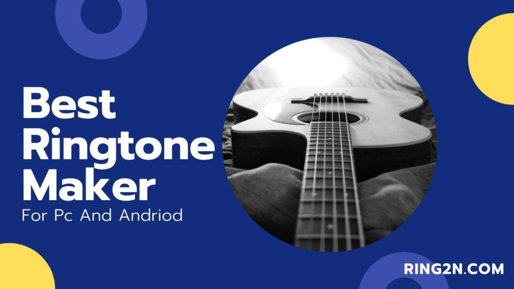 My Name Ringtone Maker Online with background music