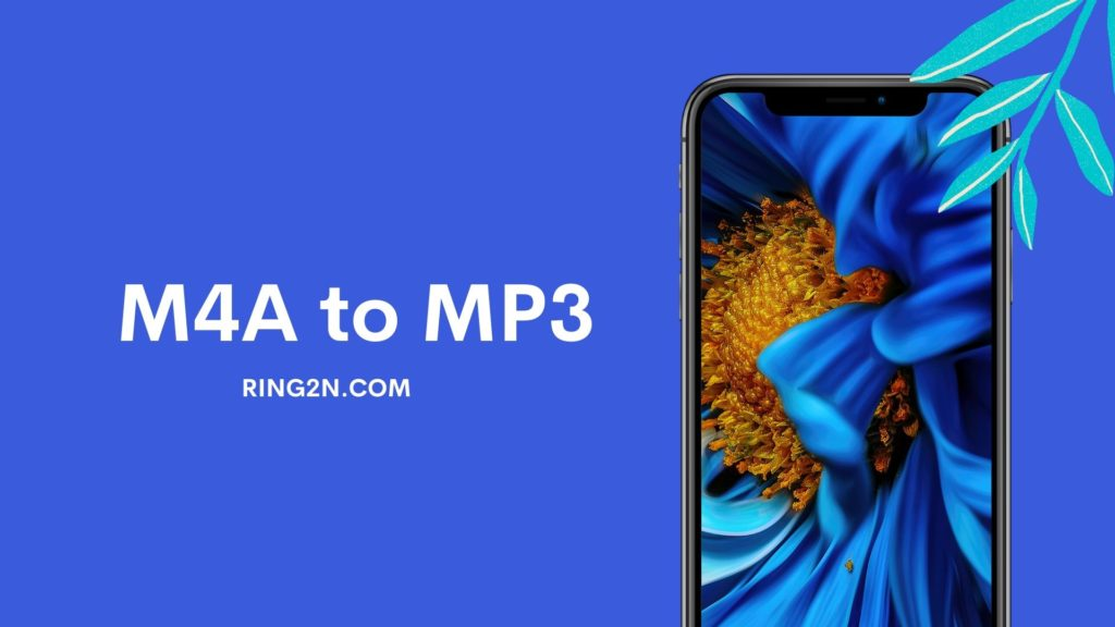 M4A to MP3 | Change Music Format | iPhone to Android
