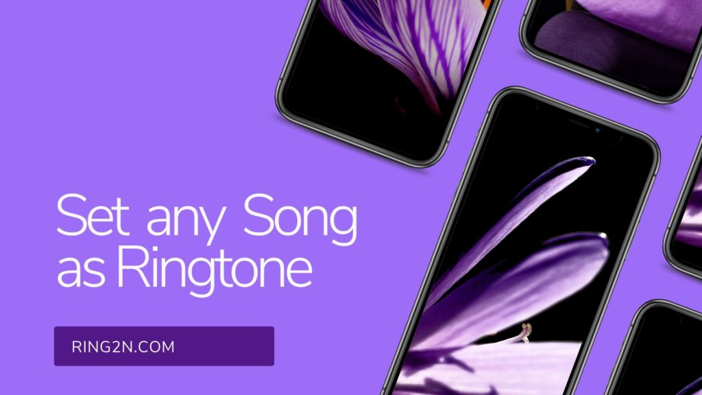 How to Set Any Song as Ringtone